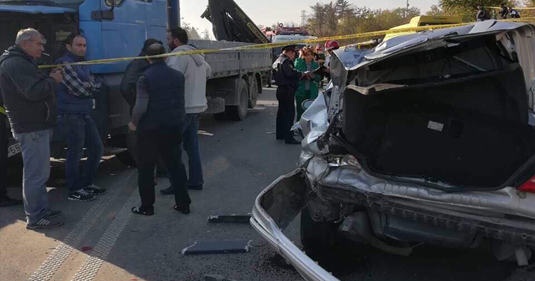 8 injured in road accident in Tbilisi