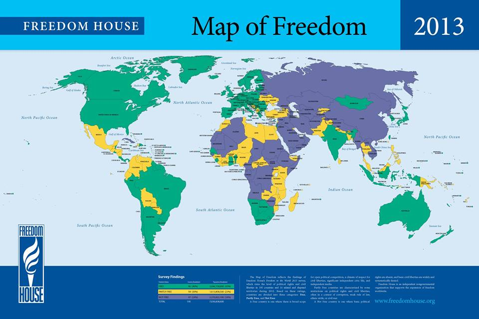 Georgia gains best ranking on Press Freedom list since 1999 | Agenda.ge
